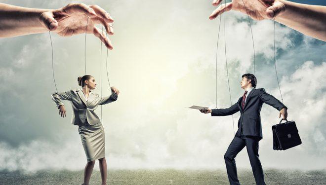 ¿Qué papel juega la manipulación en nuestra vida?